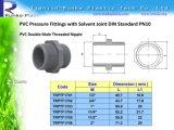 UPVC Montage solvant mixte norme DIN PN10