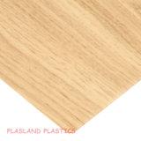 Stagnola di legno della membrana del PVC del grano