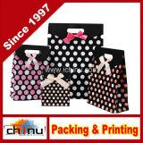 Мешок подарка бумаги/белой бумаги 4 искусствоа напечатанный цветом (3201)