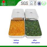 assorbitore di alluminio d'indicazione disseccante dell'umidità delle scatole metalliche del gel di silice 40gram