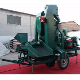 De Reinigingsmachine en de Nivelleermachine van het Zaad van de maïs installeren Dorser