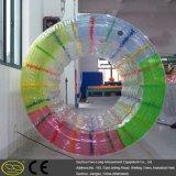 Rueda inflable de interior al aire libre durable comercial del rodillo