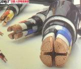 Медный проводник XLPE /PVC изолировал силовой кабель
