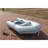 Opblaasbare Vissersboot 270 van pvc