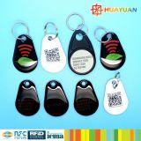 Modifica del PVC NTAG215 NFC di stampa RFID di QRcode del progaramme del sistema di lealtà