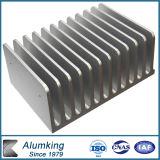 別の放出脱熱器のためのアルミニウムコイル