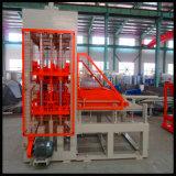 Ladrillo automático y bloque hidráulicos que hacen las máquinas