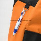 يتعدّد يلوّن أقلام ترويجيّة مع كلاب عمل
