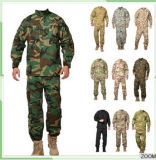 アメリカの軍隊または軍隊Acuフィールド戦闘のMulticamのカムフラージュの機密保護のユニフォーム