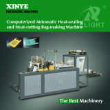 Máquina de Bolso-Fabricación del corte de la soldadura y del calor