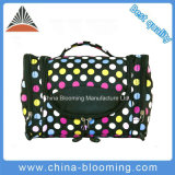 Organizzatore Toiletries&#160 di bellezza dei puntini; Handbag Estetica Makeup Lavata Bag