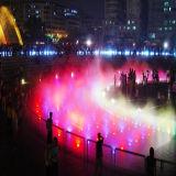 Diodo emissor de luz subaquático da fonte seca