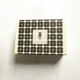Коробка свечки картона с 6 шлицами