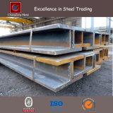 T-Section en acier de faisceau structural laminé à chaud (CZ-H29)