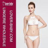 Damen, die Badeanzug-Kostüm-Badebekleidung (L32579-1, schwimmen)