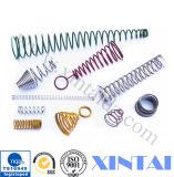 Molas de bobina do aço inoxidável da alta qualidade para máquinas diferentes
