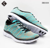 Hot Item Chaussures de course, Fly Knitting Sports Shoes,