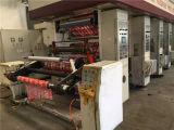 Machine d'impression de couleur de gravure de Roto de couleurs de la trotteuse 9 avec la vitesse