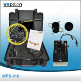 23mm het Systeem van kabeltelevisie van de Camera van de Inspectie van de Pijp van het Roestvrij staal