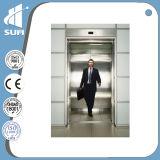 저잡음 Gearless 견인 기계 전송자 엘리베이터