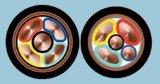 câble 5-Bundled coaxial de liaison à plusieurs noyaux avec la qualité