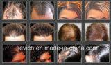 2016 fibras novas do edifício do cabelo da queratina do salão de beleza com 10 cores