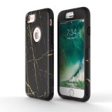 Marmormuster-Handy-Deckel für iPhone
