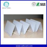 Venta al por mayor blanca en blanco barata de la tarjeta de la identificación de la proximidad del PVC