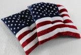 USA-Polyester, das weiches dekoratives im Freiensitzkissen füllt
