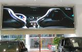 P8 colore completo esterno LED che fa pubblicità alla scheda