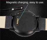 Reloj móvil elegante del teléfono celular del sueño del podómetro de Bluetooth de la manera