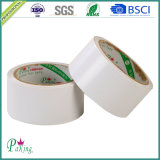Doppio tessuto parteggiato bianco di nastro di carta per il banco o l'ufficio