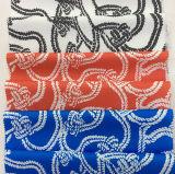 Tissu de jupe de dessus de robe d'impression de Digitals de polyester