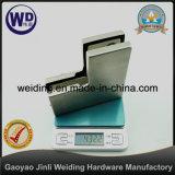 高品質のガラスドアパッチの付属品の重量3004