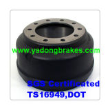 高品質Gunite Brake Drum 3576X/Webb Brake Drum 66884b