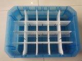 Le plastique de qualité réutilisent la caisse