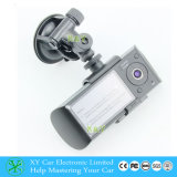 GPSのX-YX3000二重レンズが付いている車のカメラDVRのレコーダーの車のデータ記録DVR