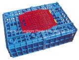 Molde Foldable do recipiente da injeção plástica
