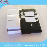 Bac à cartes élégant de PVC de conception simple pour l'imprimeur d'Epson L800