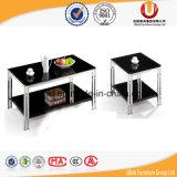 고품질 현대 디자인 유리제 커피용 탁자 (UL-ST605)