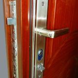 高品質の鋼鉄木製の装甲防火扉