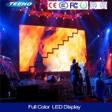 ¡Precio al por mayor! Pantalla de visualización de interior de LED de la etapa de P5 1/16s RGB