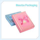 Caja de empaquetado de la cartulina del juego promocional del papel