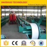 Obturador de alumínio de formação de espuma que dá forma à máquina