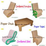 Meubles modernes et respectueux de l'environnement de carton avec le type libre (B&C-F017)