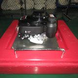 Pompe centrifuge verticale de flottement de pompe