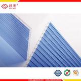 Полое конструкционные материал листа поликарбоната