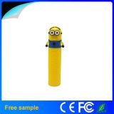potere del Mobile della penna della scatola dei servi del PVC 2200mAh