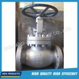 ANSI A216 Wcb Brida RF FM Válvula / RTJ / Manual Globe