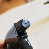 Dispensador plástico negro de la bomba del aerosol del disparador
